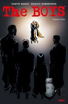 The Boys: Gnadenlos-Edition: Bd. 4