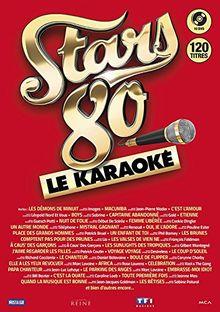 Stars 80 le Karaoke [10dvd]