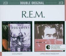 Document/Life's Rich Pegeant