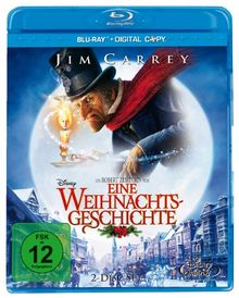 Disneys Eine Weihnachtsgeschichte (+ Digital Copy) [Blu-ray]