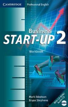 Business start-up 2 Workbook + CD