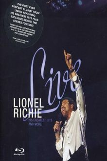 Lionel Richie - Live/His Greatest Hits And More [Blu-ray]