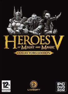 Heroes of M&M 5 Gold (PC) [UK IMPORT]