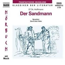 Der Sandmann, 2 Audio-CDs