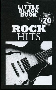 The Little Black Book Of Rock Hits Lc