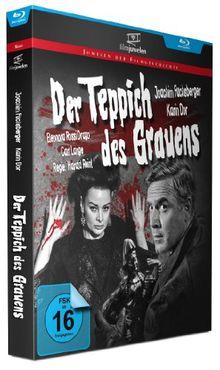 Der Teppich des Grauens (Louis Weinert-Wilton) - Filmjuwelen [Blu-ray]
