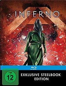 Inferno - PopArt Steelbook Edition [Blu-ray]