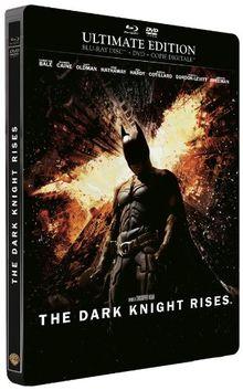 The dark knight rises (Steelbook) [Blu-ray] [FR Import]