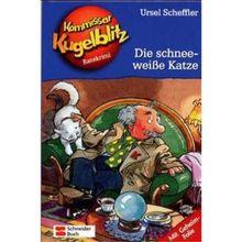 Kommissar Kugelblitz. Grossdruck: Kommissar Kugelblitz, Band 09: Die schneeweiße Katze: Ratekrimi: BD 9