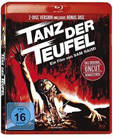 Tanz der Teufel (Remastered Version inkl. Bonus Disc 2 Discs in roter Amaray) [Blu-ray]