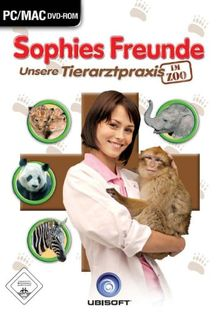 Sophies Freunde - Unsere Tierarztpraxis im Zoo (DVD-ROM)