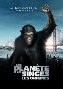La planète des singes : les origines [FR Import]