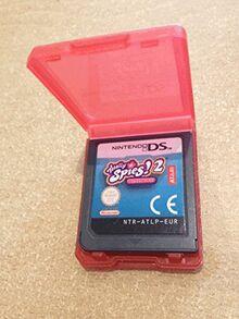 TOTTALY SPIES 2 UNDERCOVER / NUR DAS MODUL , Spiel in DEUTSCH Multi-Language (kompatibel NINTENDO DS LITE-DSI-3DS-2DS-DSI-XL-NEW-Konsolen)