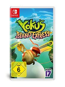 Yoku's Island Express - [Nintendo Switch]