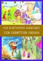 Die schönsten Märchen der Gebrüder Grimm für Erstleser. 4 Bände im Schuber