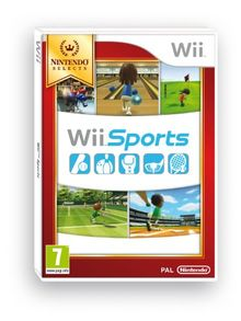 Wii Sports - Nintendo Selects [WII]