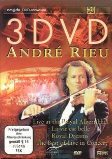 André Rieu [3 DVDs]