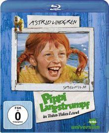 Pippi in Taka-Tuka-Land [Blu-ray]