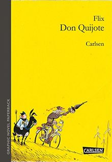 Graphic Novel paperback: Don Quijote