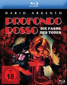 Profondo Rosso - Die Farbe des Todes [Blu-ray]