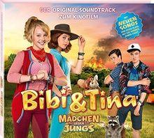 Soundtrack zum 3. Kinofilm Mädchen gegen Jungs