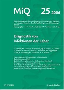 MIQ 25: Diagnostik von Infektionen der Leber: Qualitätsstandards in der mikrobiologisch-infektiologischen Diagnostik