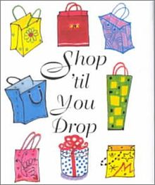 Shop 'Til You Drop (Charming Petites Series)
