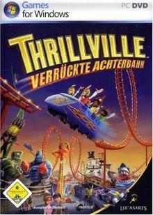 Thrillville: Verrückte Achterbahn (DVD-ROM)
