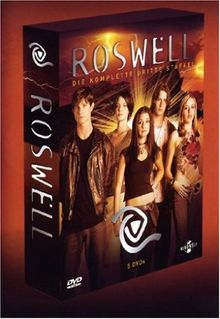 Roswell - Die komplette dritte Staffel (5 DVDs)