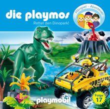 Die Playmos / Folge 17 / Rettet den Dinopark