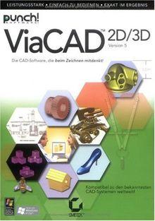 Punch! ViaCAD 5 2D/3D