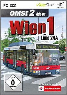 OMSI - Wien 1 Linie 24A (Add-On)