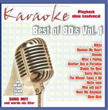 Best of 80's - Karaoke