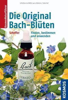 Die Original Bach-Blüten: Finden, bestimmen und anwenden