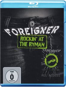 Foreigner - Rockin' at the Ryman [Blu-ray]