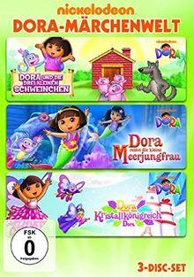 Dora-Märchenwelt [3 DVDs]