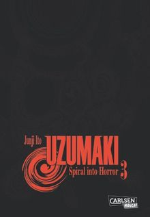 Uzumaki, Band 3: Spiral into Horror