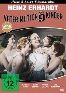Heinz Erhardt Filmklassiker - Vater, Mutter Und Neun Kinder