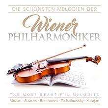 Die schönsten Melodien der Wiener Philharmoniker Ltg.Herbert von Karajan