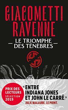 Le Triomphe des Ténèbres: Le Cycle du Soleil Noir 01 - Thriller