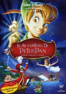 Le Avventure Di Peter Pan [2 DVDs] [IT Import]