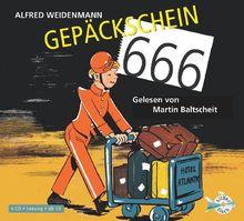 Gepäckschein 666: : 4 CDs