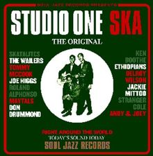 Studio One Ska [Vinyl LP]