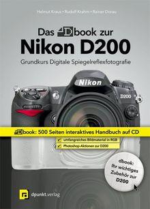Das dbook zur Nikon D200. CD-ROM für Windows und Mac OS X