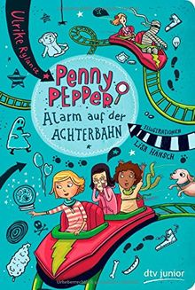 Penny Pepper Alarm auf der Achterbahn von Ulrike Rylance