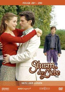 Sturm der Liebe - Folge 281-290: Netz der Lügen [3 DVDs]