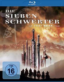 Die sieben Schwerter [Blu-ray]