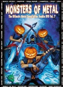 Monsters of Metal Vol. 7 [2 DVDs]