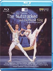 The Nutcracker and the Mouse King [Blu-ray]