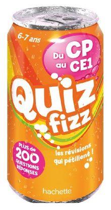 Quiz fizz du CP au CE1 : Plus de 200 questions réponses